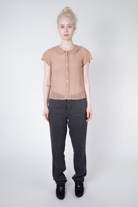 Sula Clothing LTD. Collette Blouse - Birch