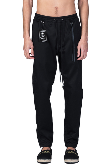 Mastermind World Skull Logo Trousers - Black