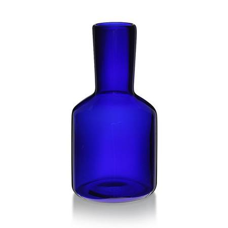 Maison Balzac Carafe & Glass - Indigo