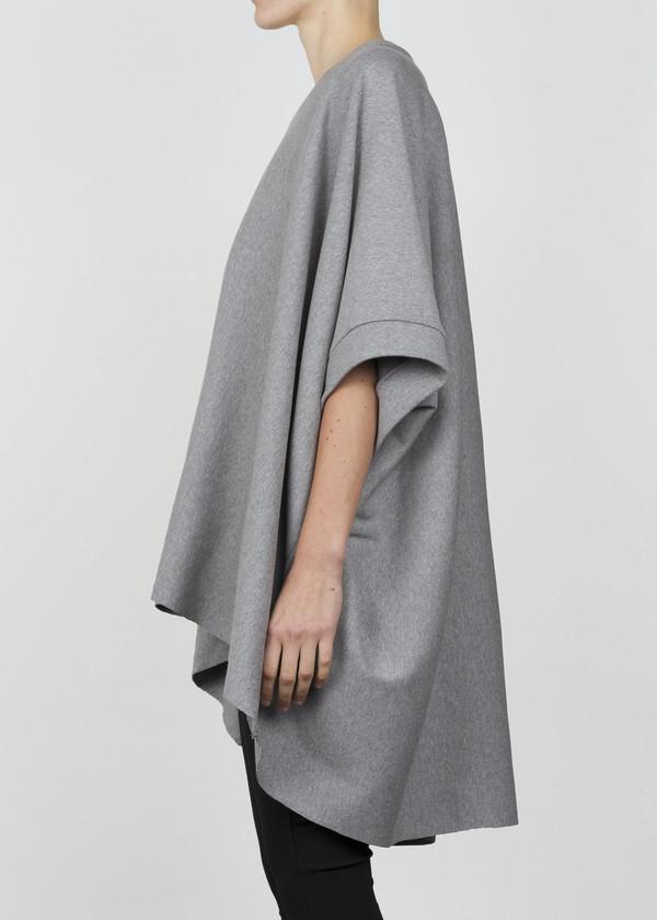 Unisex complexgeometries ample sweatshirt - grey heather