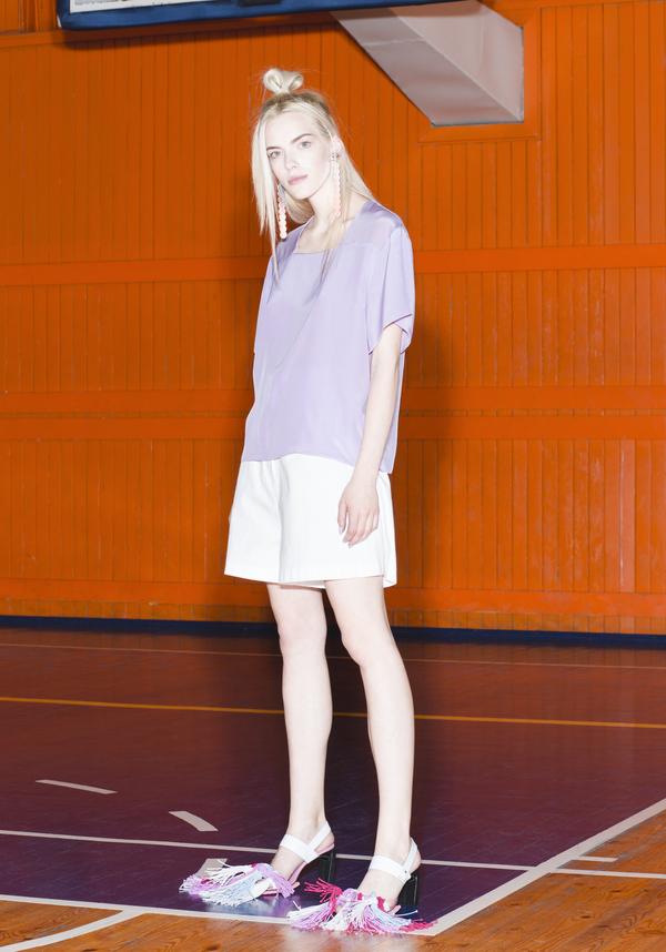 D. Efect Clover  Shorts