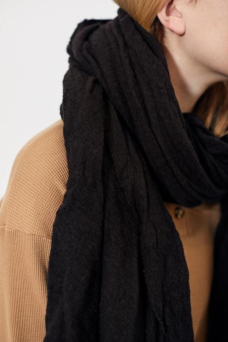Scarf Shop Wool Cloud Scarf - Umber