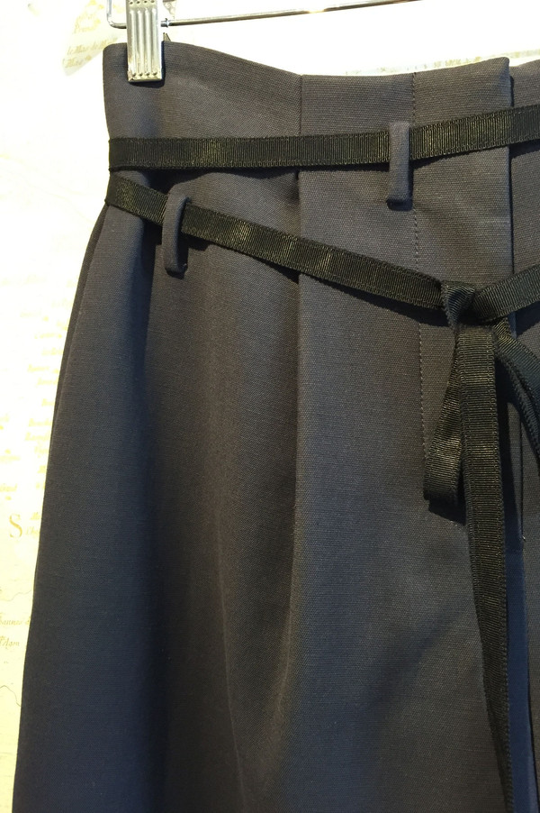 Rhié Pleated culottes