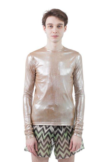 LAZOSCHMIDL Blanche Top - Gold