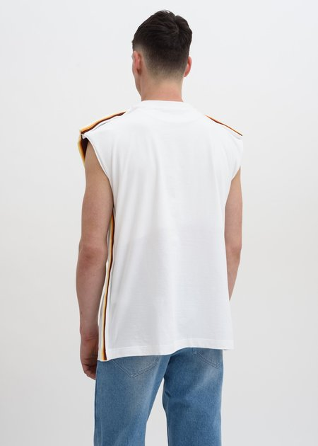 Y/project Multi Tank Top - White