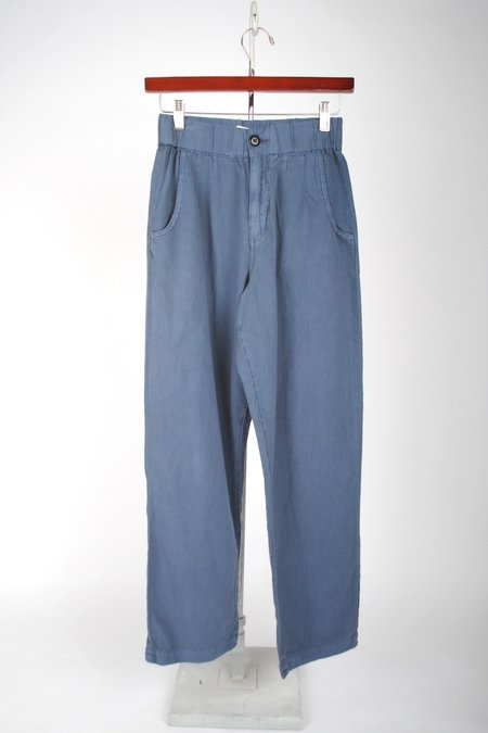 The Great. The Sea Trouser - DUSK BLUE