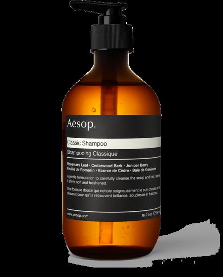 AESOP Classic Shampoo - 500 mL