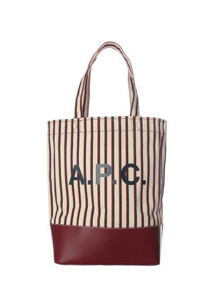 A.P.C. Axel Bag - Wine
