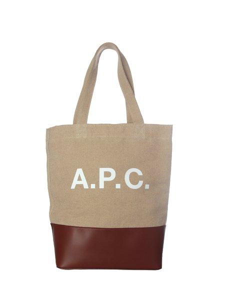 A.P.C. Axel Bag - Brown