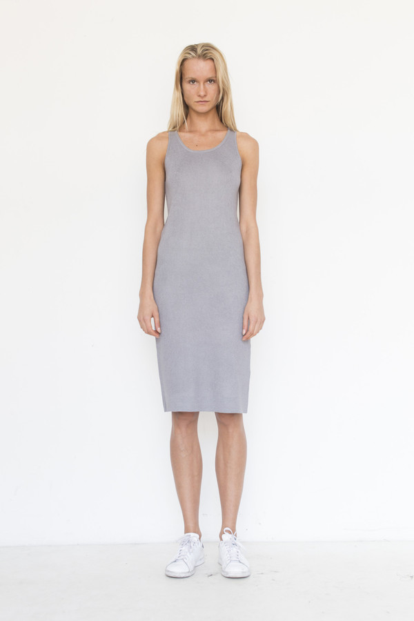 Tom Wood Viscose Tank Dress