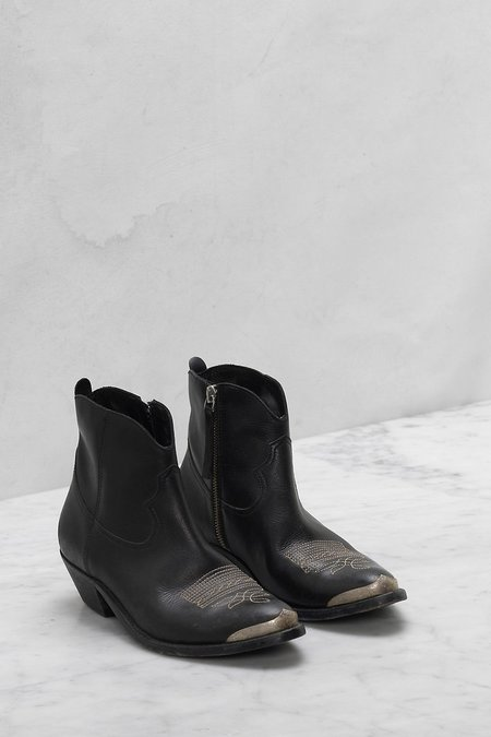 Golden Goose Young Boots - Black