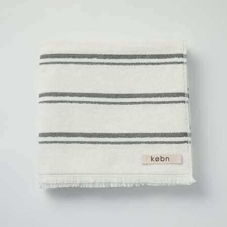 Købn Beach/Pool/Bath Large Towel - Crema