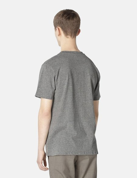 A.P.C. Johnny T-shirt - Heather Grey