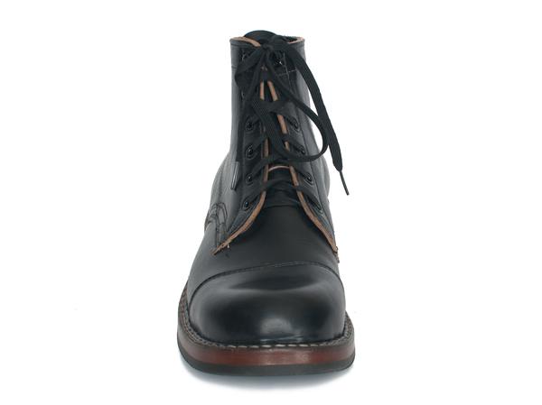 Men's White's Boots Black Chrome Semi Dress