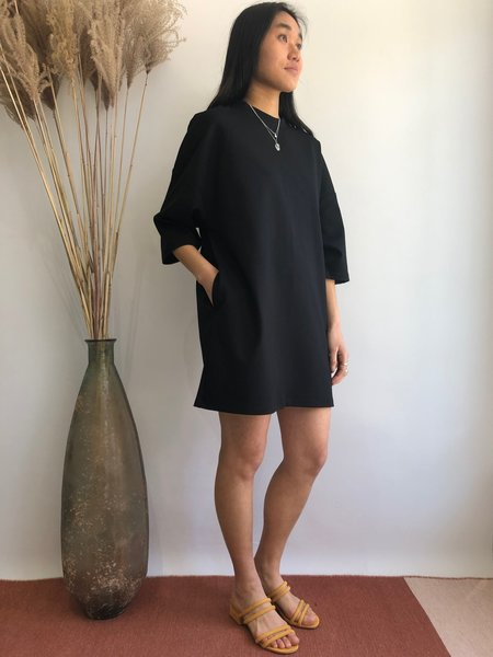Odeyalo Well Tshirt Dress - Noir