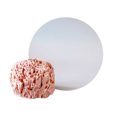 MATERIAMINIMA VANITY MIRROR - pink