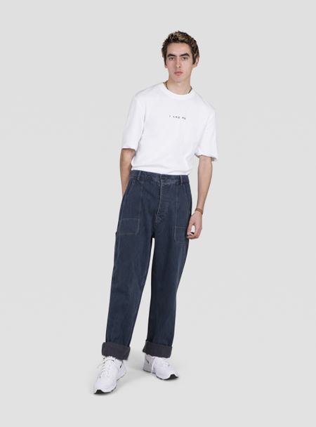 I AND ME Worker Pant - Midnight