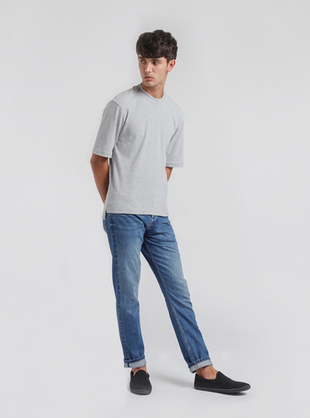I AND ME Essential T - GREY