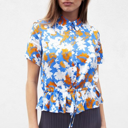 Stine Goya Makayla Blouse - Wallpaper