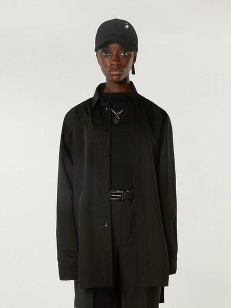 Ader Error Manteau Shirt - Noir