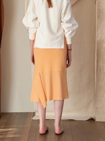 J.CHUNG Torino Skirt - Fiesta Yellow