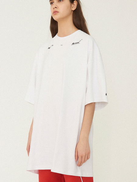 Ader Error Array Tee Shirt - White