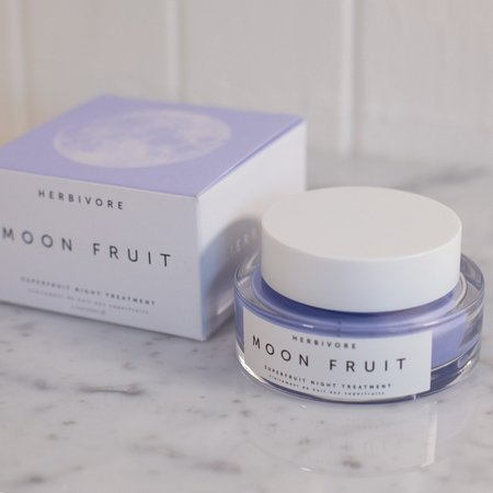 Herbivore Botanicals Moon Fruit Night Mask