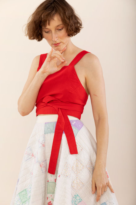 29e7fc695f844 Sleeveless in Red from Indie Boutiques  New Arrivals