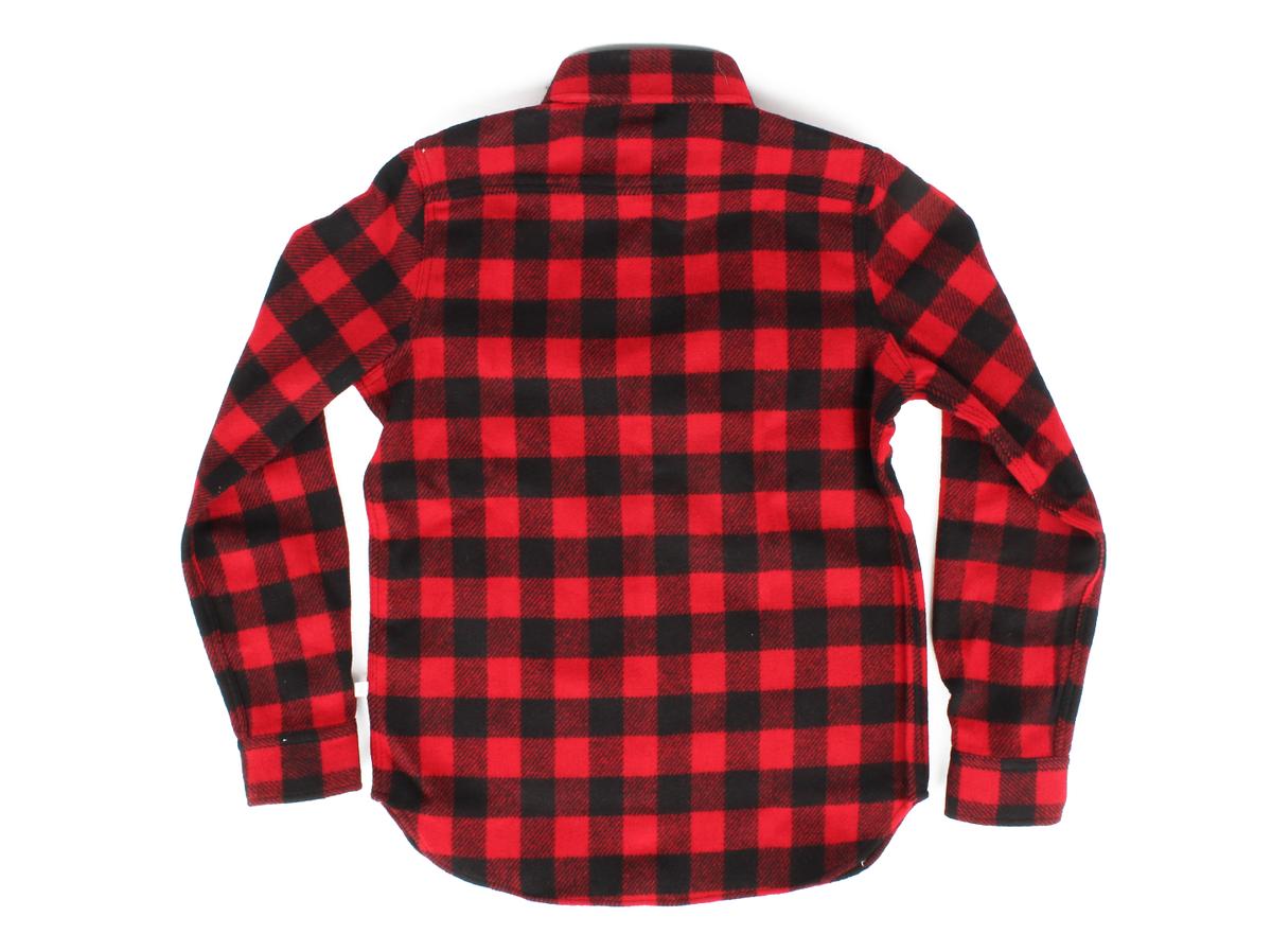 Mens Woolrich Eco Rich Made In America Buffalo Wool Shirt Garmentory
