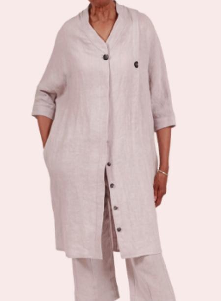 Ayrtight Long Linen Jacket