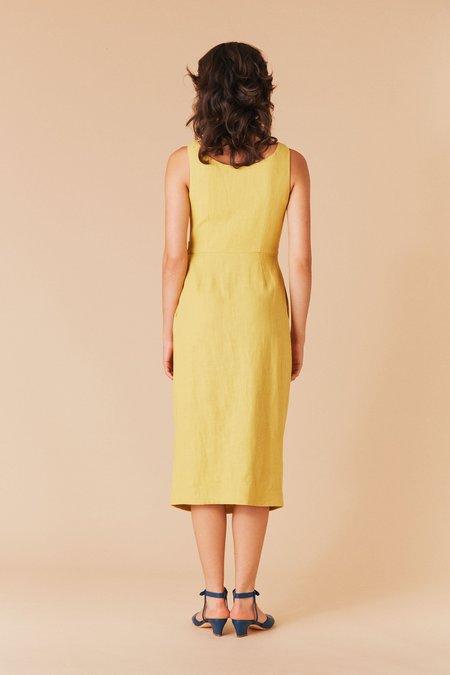 3f82fc720a Samantha Pleet Tulip Dress - Sunflower ...