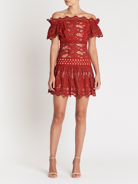 Three Floor Short & Sweet Dress