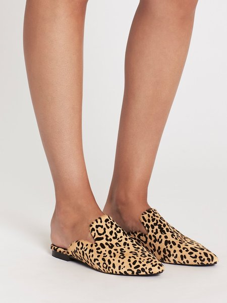 Sol Sana Willow Loafer - Leopard