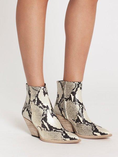 IRO Arezela Boots - Snake Skin