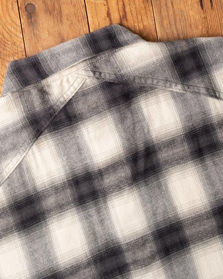 3sixteen Crosscut Lightweight Flannel