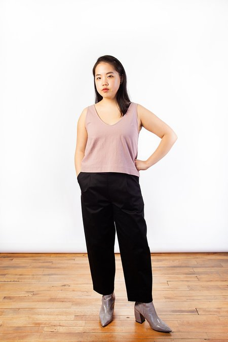 Amanda Moss Clothing Peggy Pants - Black