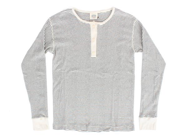 Men's Schott Henley Shirt
