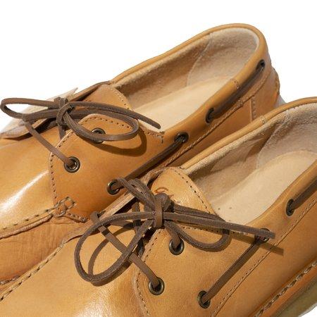 Astorflex Natural Leather Boatflex Shoes