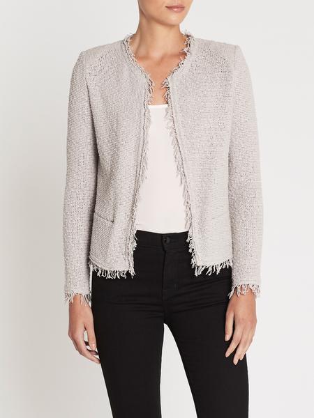 IRO Shavani Jacket - Light Grey