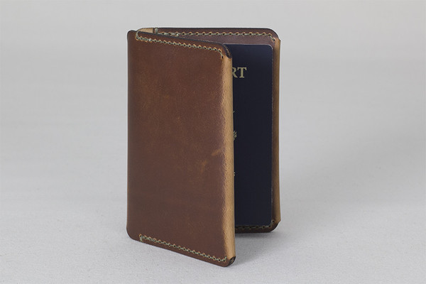 Men's Winter Session Passport Wallet
