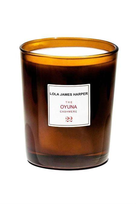 Lola James Harper X Oyuna Scented Candle