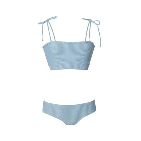 Made by Dawn ARROW SWIM BOTTOM - Sky Rib