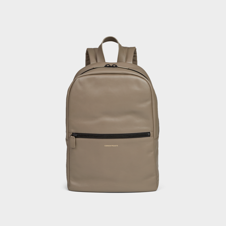 Common Projects Simple Backpack - Warm Grey