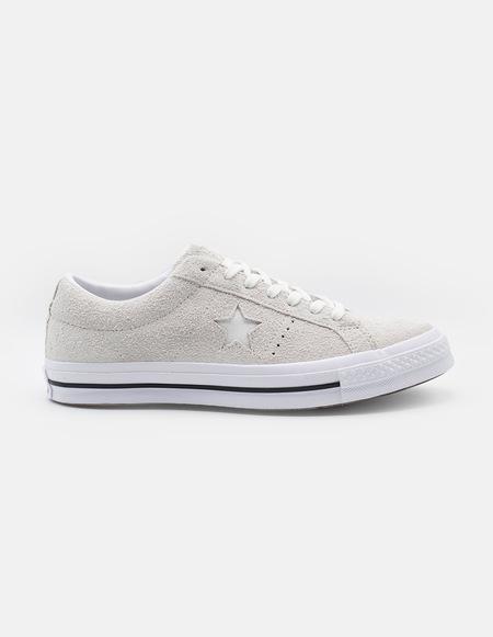 Converse One Star OX Sneaker - White