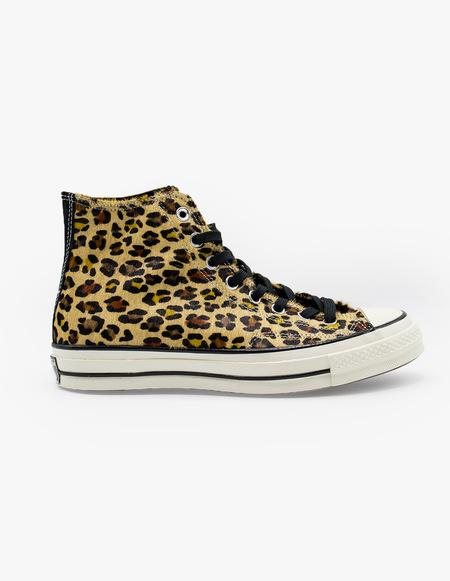 Converse Chuck Taylor High All Star '70 sneaker - Camel Black Egret