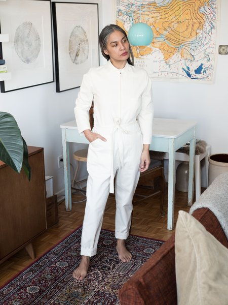 Dagg & Stacey Finch Jumpsuit - Natural