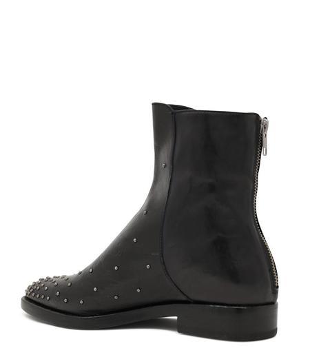Ducanero Chlea Stud Boot - Black