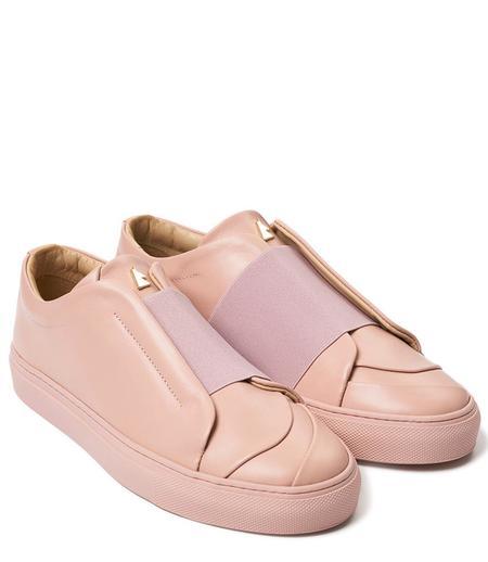 Daniel Essa Kisses Sneaker - Blush Pink