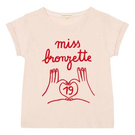 KIDS Hundred Pieces Miss Bronzette Shirt - PINK