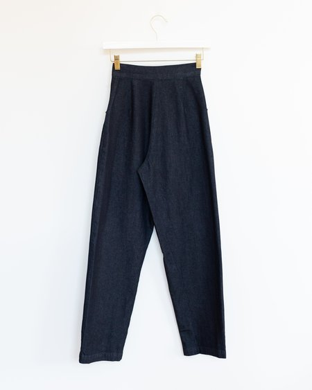 Ilana Kohn Huxie Pants - Dark Denim